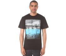 Concave - T-Shirt für Herren - Schwarz