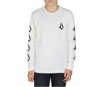Deadly Stone BSC - Langarmshirt für Jungs - Weiß