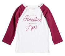 My - T-Shirt für Mädchen - Rot
