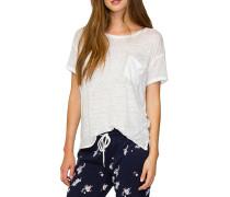 Nora - T-Shirt für Damen - Weiß