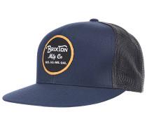 Wheeler Trucker Cap - Blau