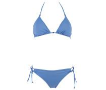Latoya - Bikini Set für Damen - Blau