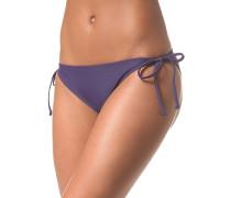 Tie Side - Bikini Hose für Damen - Lila