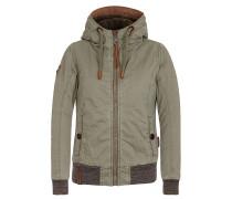 Rülpsen, Schmatzen, Furzen II - Jacke für Damen - Grün