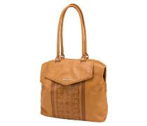 Rebel Rose - Handtasche für Damen - Braun