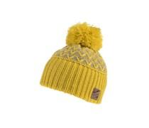 Turbo Pom - Mütze für Damen - Gelb