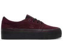 Trase Platform TXS - Sneaker für Damen - Rot