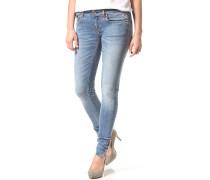Alanaies - Jeans für Damen - Blau