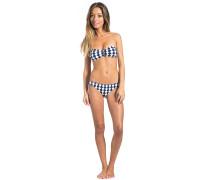 Mermaid Sea Bandeau Set - Bikini Set für Damen - Mehrfarbig