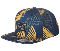 On Board - Snapback Cap - Blau