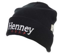 HenneyMütze Schwarz