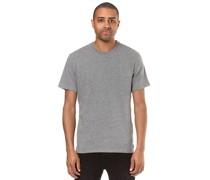 Basic Crew - T-Shirt - Grau