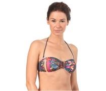 Nalania - Bikini Oberteil für Damen - Braun