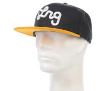 Snapback - Snapback Cap für Herren - Schwarz