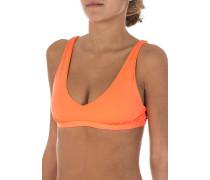 Mirage Halter - Bikini Oberteil für Damen - Orange