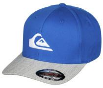 Mountain And Wave - Flexfit Cap für Herren - Blau