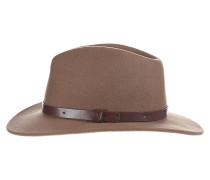 Messer Hut - Braun