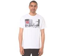 Kalis Love - T-Shirt für Herren - Weiß