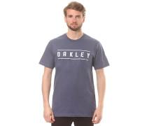 Double Stack - T-Shirt für Herren - Blau