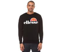 Succiso Crew - Sweatshirt für Herren - Schwarz