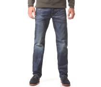 Morris Low Straight - Jeans für Herren - Blau