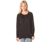 Jazzie Mesh - Langarmshirt für Damen - Schwarz