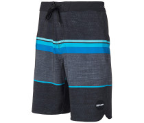 "Mirage Mission 20"" - Boardshorts - Schwarz"
