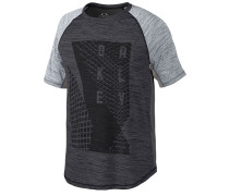 Next GFX - T-Shirt für Herren - Grau