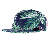 Staycation DeconstructedSnapback Cap Blau