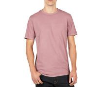 Pale Wash Solid - T-Shirt für Herren - Pink