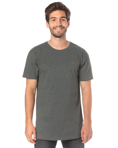 Ligull Long 2 - T-Shirt - Grün