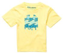 Wave Melt Tod - T-Shirt für Jungs - Gelb