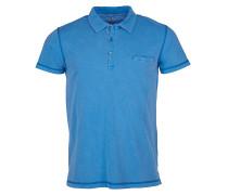 Leopold - Polohemd für Herren - Blau