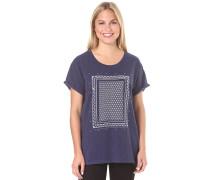 Boyfriend Stella - T-Shirt für Damen - Blau