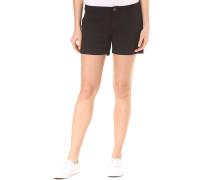 Frochickie Midi - Shorts für Damen - Schwarz