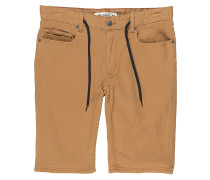 Owen Color - Shorts für Herren - Braun