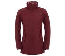 Brownwood Triclimate - Funktionsjacke für Damen - Rot