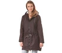 Delphi Hemp - Jacke für Damen - Braun