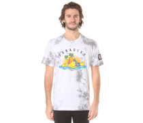 Lounging in Paradise - T-Shirt für Herren - Weiß