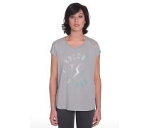 Hit The Road - T-Shirt für Damen - Grau