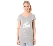 TSW Gem - T-Shirt für Damen - Grau