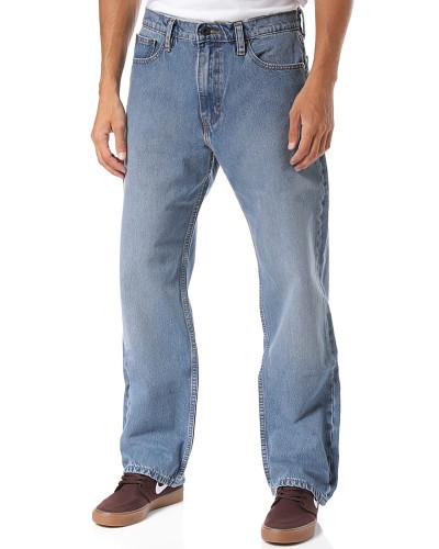 Skate Baggy 5 Pocket Se - Jeans - Blau