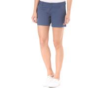 Frochickie Midi - Shorts für Damen - Blau