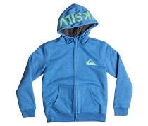 Best Wave Sherpay - Kapuzenjacke für Jungs - Blau