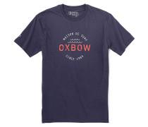 H2Tanker - T-Shirt für Herren - Blau