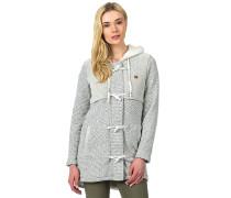 Penny Longline - Sweatjacke für Damen - Grau
