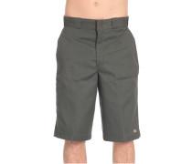 13 Multi Pocket Work - Chino Shorts für Herren - Grün