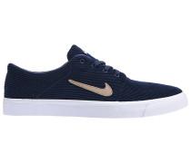 Portmore Canvas Premium - Sneaker - Blau