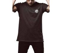 MF Wettie - T-Shirt für Herren - Schwarz