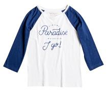 My - T-Shirt für Mädchen - Blau